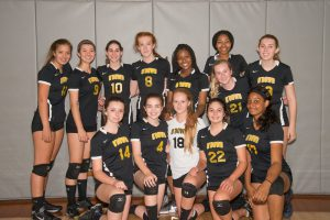 frosh volleyball