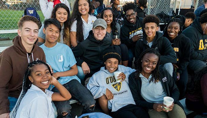 Students parents portal archives bishop odowd high school senior sunrise for the class of 2018 fandeluxe Choice Image