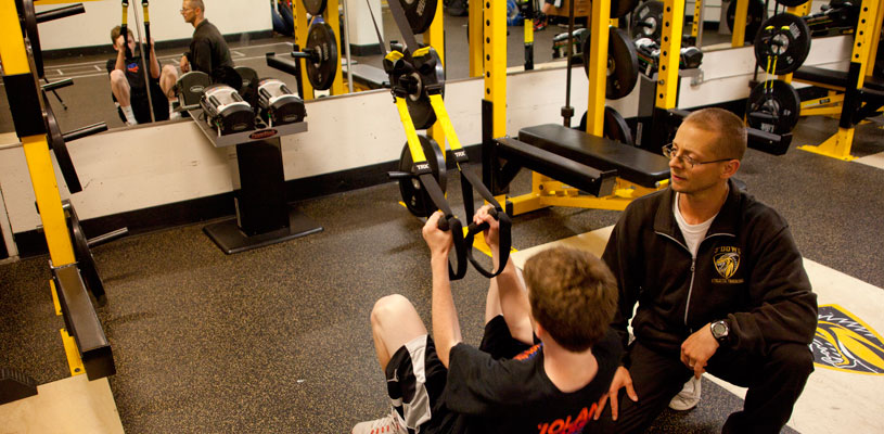 Head Strength and Conditioning Coach Jay Beito '92 to Present at