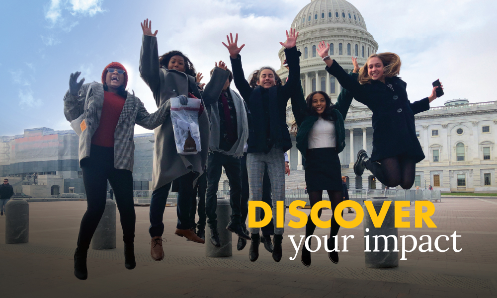 Discover Your Impact